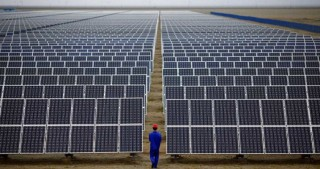 China becomes world's largest solar energy producer