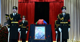 Martyred Azerbaijani soldier Chingiz Gurbanov awarded posthumous title of National Hero