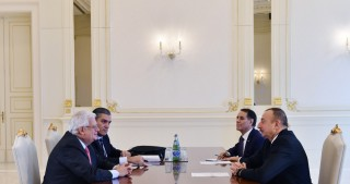 President Ilham Aliyev received Vice-President of Centrist Democrat International