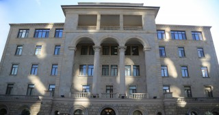 Azerbaijani Armed Forces military units prevented another sabotage attack of Armenia