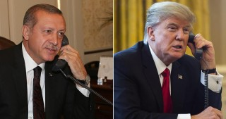 Erdogan, Trump discuss closer cooperation on terrorism