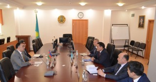 Azerbaijani ambassador: Kazakhstan is interested in intensification of cooperation in the field of geology with Azerbaijan