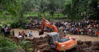 Indonesia disaster agency says 12 killed in Bali landslides
