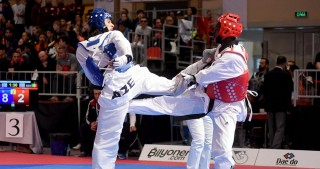 Azerbaijani taekwondo fighters win 32 medals at European Clubs Taekwondo Championships