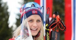 World ski champ Johaug suspended 13 months for doping