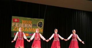 Azerbaijani folk dances featured at Basel festival