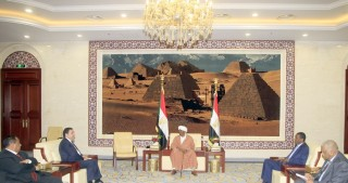 Sudanese President affirms support for Azerbaijan`s fair stance on Karabakh conflict