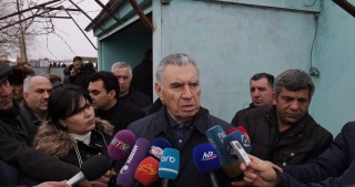 Azerbaijani deputy PM: 150-house residential settlement to be built in liberated Jojug Marjanli village