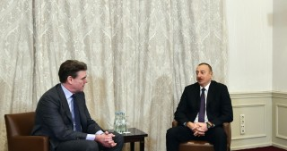 President Ilham Aliyev met with Chief Executive Officer of MAN SE in Munich