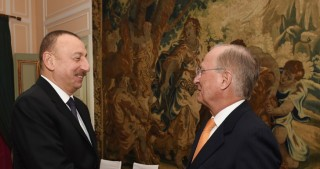 President Ilham Aliyev attended roundtable of Munich Security Conference