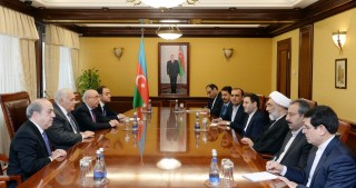 Azerbaijan, Iran discuss inter-parliamentary ties