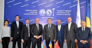 Chisinau hosts first Moldova-Turkey-Azerbaijan business forum