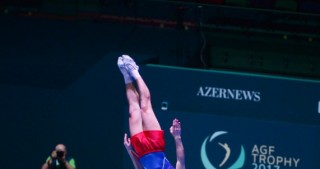 FIG World Cup kicks off in Baku