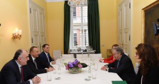 President Ilham Aliyev met with UN Secretary-General Antonio Guterres in Munich