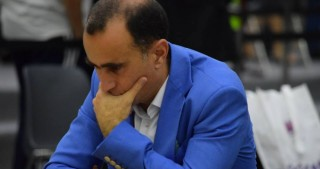 Azerbaijani grandmaster competing in Southwest Class Championships 2017