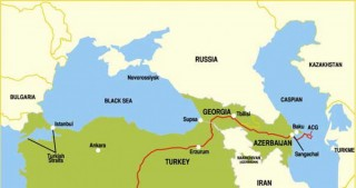 3.5 million tons of oil transported via main pipelines in Azerbaijan in January