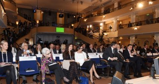 Azerbaijan`s first lady Mehriban Aliyeva attended panel discussion at Munich Security Conference