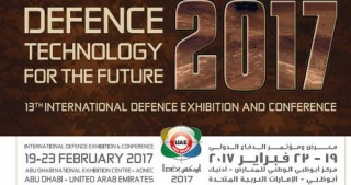 Azerbaijan delegation attends IDEX 2017 exhibition