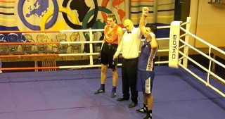 Azerbaijani boxer wins bronze in Minsk