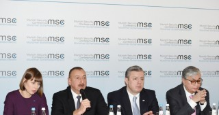 President of Azerbaijan: We are proud to become one of the world's centers of multiculturalism