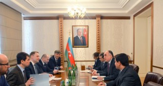Azerbaijan, Ukraine hail bilateral relations
