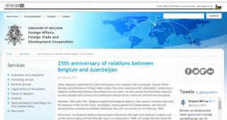 Belgium stands ready to deepen its relations with Azerbaijan