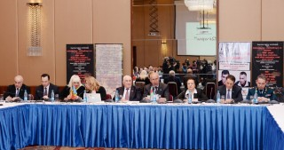 "Baku hosts ""Armenian military intervention in Azerbaijani territories: damage and casualties"" international conference"
