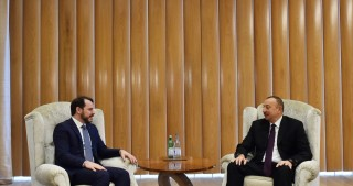 President Ilham Aliyev received Turkey's Minister of Energy and Natural Resources