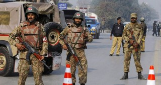 Lahore bomb blast 'kills six'