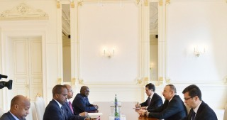 President Ilham Aliyev received delegation led by Djibouti`s Minister for Foreign Affairs and International Cooperation