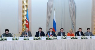 "Baku hosts conference ""Russia and Azerbaijan: 25 years of cooperation and development"""