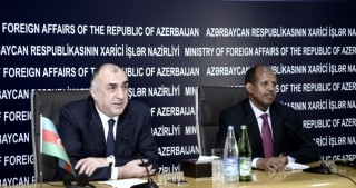 Minister Mahmoud Ali Youssouf: We will do our best to make Azerbaijan`s fair position known to the world