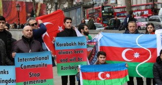 Khojaly commemorative rally staged in London