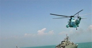 Iran launches major naval exercises in Northern Indian Ocean