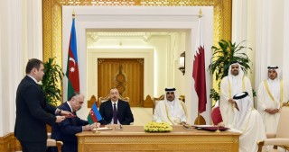 Azerbaijan, Qatar signed documents