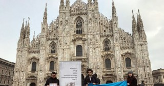 Khojaly awareness campaign held in Italian cities