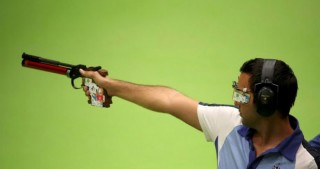Azerbaijani shooter wins bronze medal at ISSF World Cup