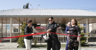 First Vice-President Mehriban Aliyeva inaugurates orphanage-kindergarten No.226 in Pirshaghi settlement