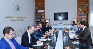 Azerbaijan, Ukraine discuss educational cooperation prospects