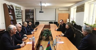 Azerbaijan State University of Culture and Arts to cooperate with Turkish Bayburt University