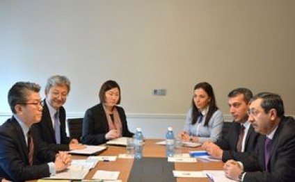 "Kim Hong-kyun: ""Korea is interested in participation in the implementation of ICT projects in Azerbaijan"""