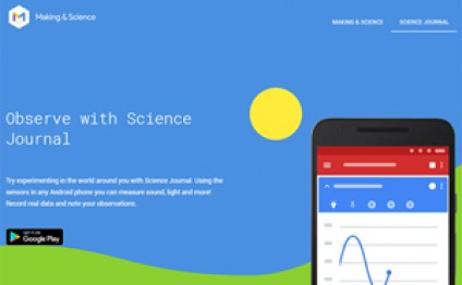 Google's new app helps anyone be a scientist