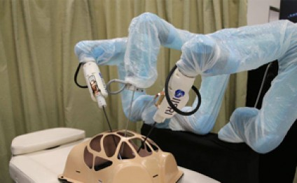 Robotic surgery tech provides users with a sense of touch