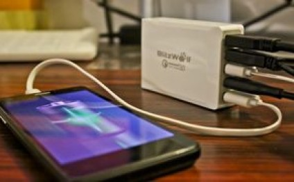 New device can charge gadgets in half the time