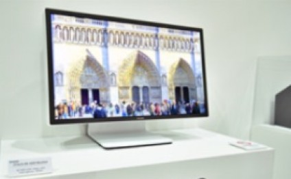 Sharp introduces new display with 'sharp' screen
