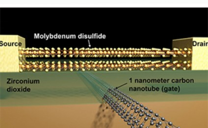 Researchers create world's smallest transistor