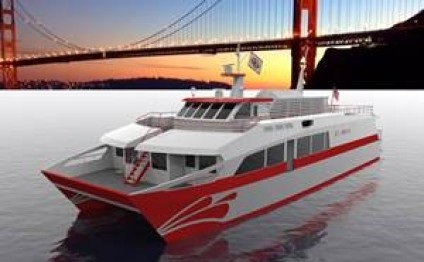 Hydrogen-powered ferry idea floated for San Fransisco