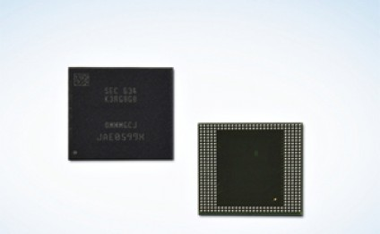 Samsung unveils first ever 8GB LPDDR4 DRAM module for mobile devices