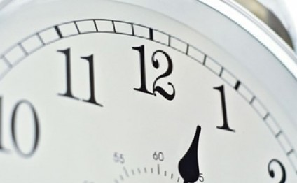 Recommendations regarding the transition to standard time
