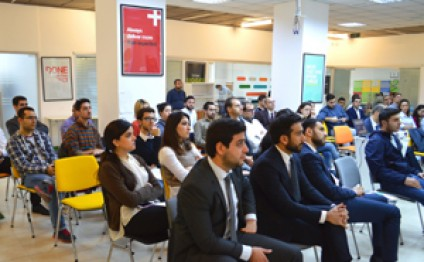 High Tech Park hosts workshop on 'The ways of financing startups via capital markets'